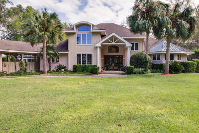 Beaufort County Single Family Home For Sale: 2 Mirabell Court