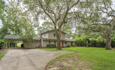 Beaufort County Single Family Home For Sale: 21 Rock Springs Drive