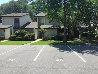 Beaufort County Condo/Townhouse For Sale: 4 Marsh Harbor Drive #D