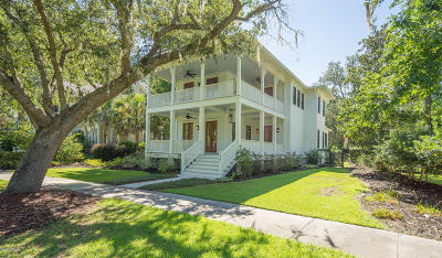 Beaufort Single Family Home For Sale: 119 South Park