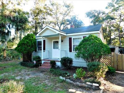 Port Royal, Port Ryal, Pt. Royal Single Family Home Under Contract - Take Backup: 1614 Edinburgh Avenue