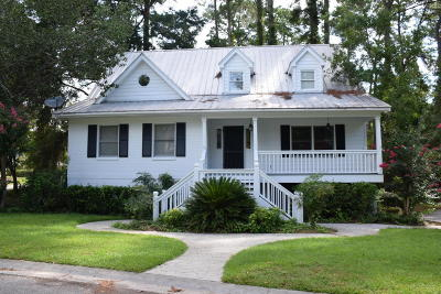Beaufort County Single Family Home For Sale: 344 Cottage Farm Drive