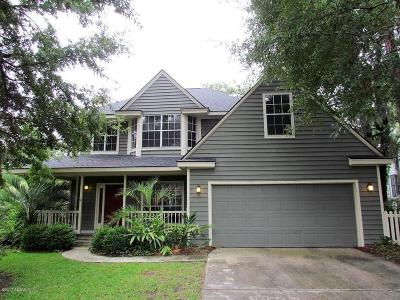 Beaufort County Single Family Home For Sale: 366 Cottage Farm