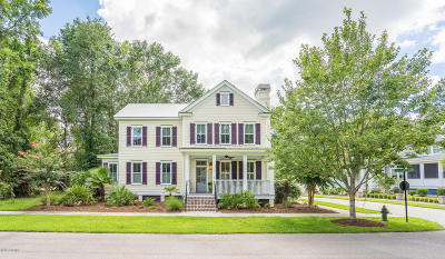 Beaufort Single Family Home For Sale: 3 Treadlands