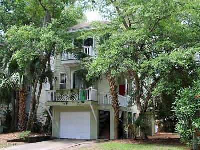 Beaufort County Single Family Home For Sale: 738 Bonito Drive