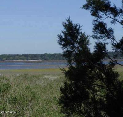 Okatie Residential Lots & Land For Sale: 5 Woodstork Watch