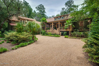 Beaufort County Single Family Home For Sale: 76 Osprey