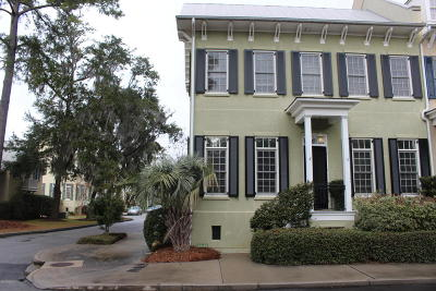 Beaufort, Beaufort Sc, Beaufot, Beufort Condo/Townhouse For Sale: 12 Le Chene Circle