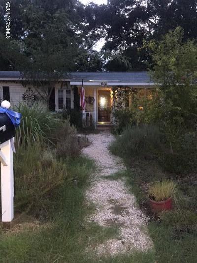 Beaufort, Beaufort Sc, Beaufot Single Family Home For Sale: 1606 Westview Avenue