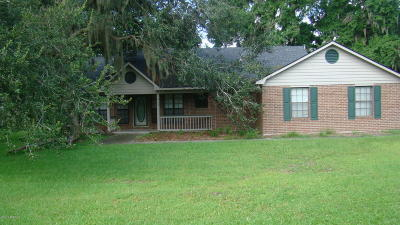 Beaufort, Beaufort Sc, Beaufot, Beufort Single Family Home For Sale: 1037 Otter Circle
