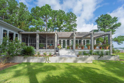 Beaufort County Single Family Home Under Contract - Take Backup: 401 Two Rut Road