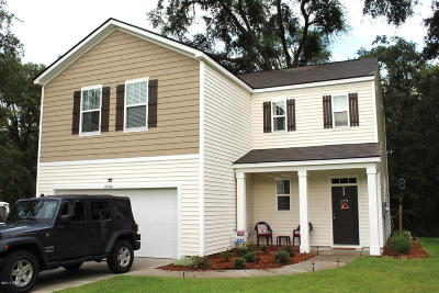 Beaufort County Single Family Home For Sale: 4944 Tidal Walk Lane