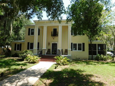 Port Royal, Port Ryal, Pt. Royal Single Family Home Under Contract - Take Backup: 1206 Richmond Avenue