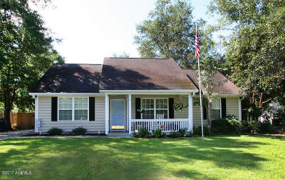 Beaufort County Single Family Home For Sale: 11 Fig Drive