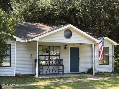 Beaufort, Beaufort Sc, Beaufot Single Family Home For Sale: 62 Blacksmith Circle