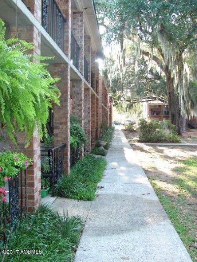 Beaufort County Condo/Townhouse For Sale: 2205 Southside Boulevard #8 A