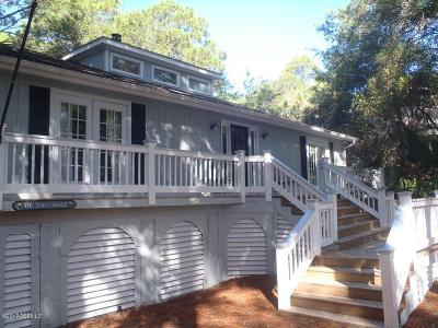 Fripp Island Single Family Home For Sale: 839 Marsh Dunes Court