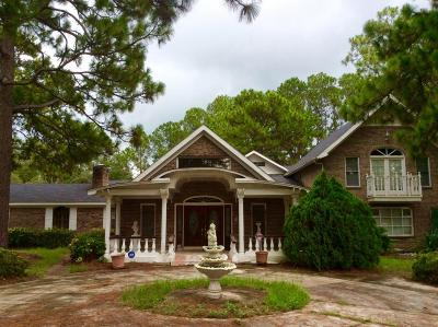 Beaufort County Single Family Home Under Contract - Take Backup: 508 Sams Point Road