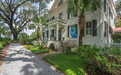 Beaufort County Single Family Home For Sale: 1 Waterside Drive