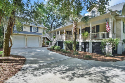 Beaufort County Single Family Home For Sale: 11 Governors
