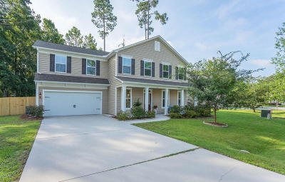 Beaufort County Single Family Home For Sale: 30 Saint James Circle