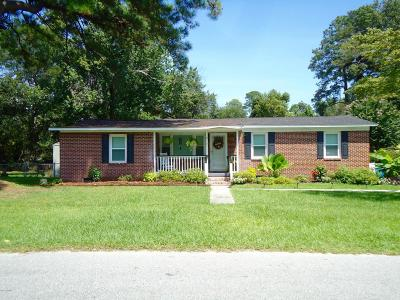 Beaufort County Single Family Home For Sale: 217 Burroughs Avenue