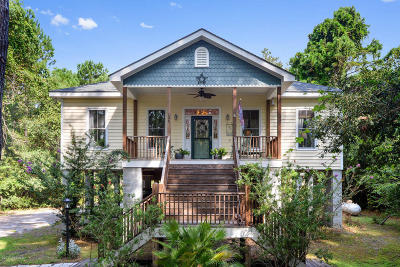 Single Family Home For Sale: 105 Fripp Point Road