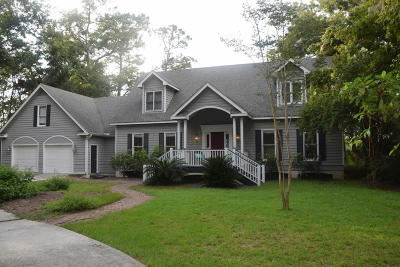 Beaufort County Single Family Home For Sale: 70 Dolphin Point Drive