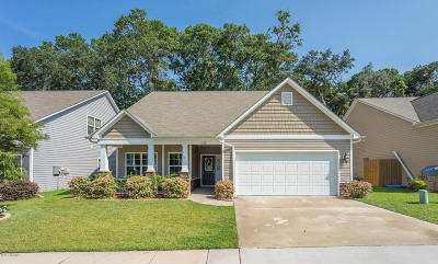 Beaufort County Single Family Home For Sale: 109 Mission Way