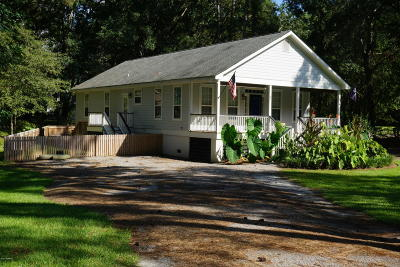 Beaufort County Single Family Home Under Contract - Take Backup: 69 James F Byrnes Street