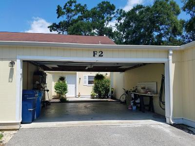 Beaufort County Condo/Townhouse For Sale: 900 Brotherhood Road #F2