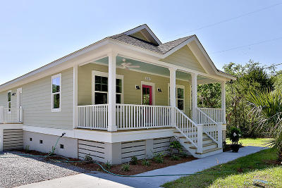Port Royal Single Family Home For Sale: 1632 Old Shell Road