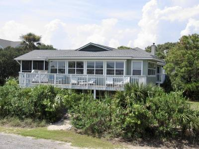 Fripp Island Single Family Home For Sale: 716 Swordfish Road