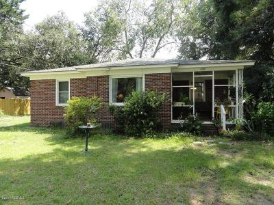 Beaufort County Single Family Home Under Contract - Take Backup: 4006 Linda Street