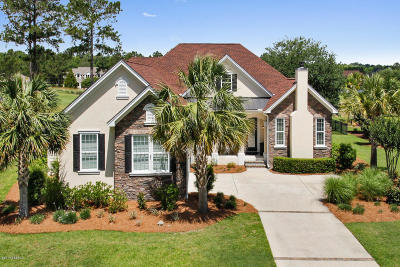 Beaufort County Single Family Home For Sale: 52 Hampton Hall