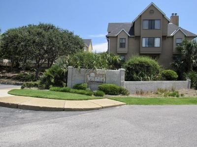 Fripp Island Condo/Townhouse For Sale: 663 New Haven Court