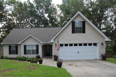 Beaufort County Single Family Home For Sale: 27 Sherwood Lane