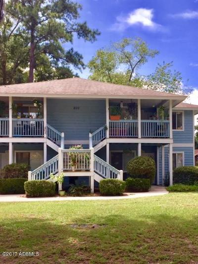 Beaufort Condo/Townhouse For Sale: 203 Battery Lane