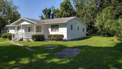 Beaufort, Beaufort Sc, Beaufot Single Family Home For Sale: 806 Monson Street