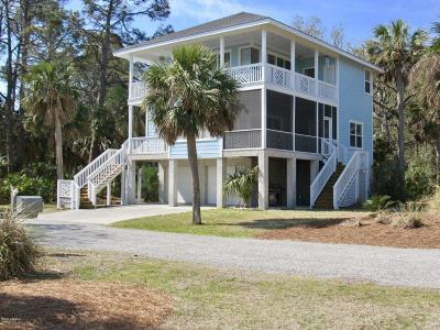 Beaufort County Single Family Home For Sale: 619 Porpoise Drive