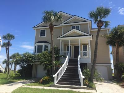 Fripp Island Single Family Home For Sale: 407 Ocean Point Lane