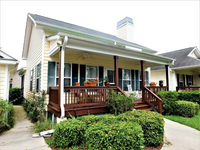 Beaufort, Beaufort Sc, Beaufot, Beufort Single Family Home For Sale: 15 Caswell Avenue