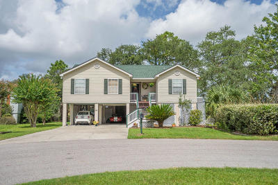 Beaufort, Beaufort Sc, Beaufot Single Family Home For Sale: 2932 Waters Edge Court E