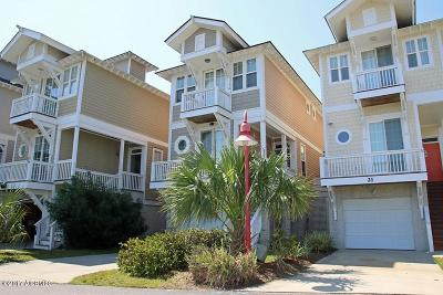 Fripp Island Single Family Home For Sale: 19 Quarterdeck Lane