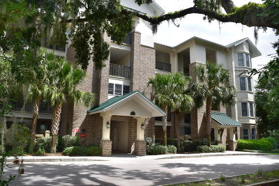 Beaufort County Condo/Townhouse For Sale: 15 Sunset Boulevard #1201