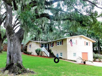 Beaufort, Beaufort Sc, Beaufot, Beufort Single Family Home For Sale: 703 Battery Creek Road
