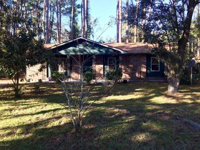 Beaufort County Single Family Home For Sale: 1813 Drayton Drive