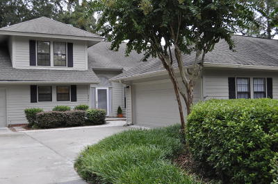 Beaufort County Condo/Townhouse For Sale: 647 S Reeve Road