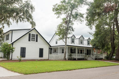 Beaufort County Single Family Home For Sale: 27 Sheffield Avenue