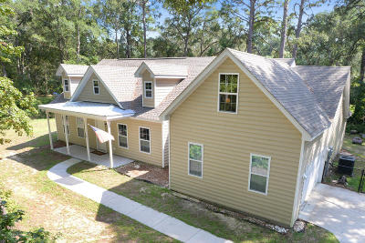 Beaufort County Single Family Home For Sale: 13 Sea Gull Drive